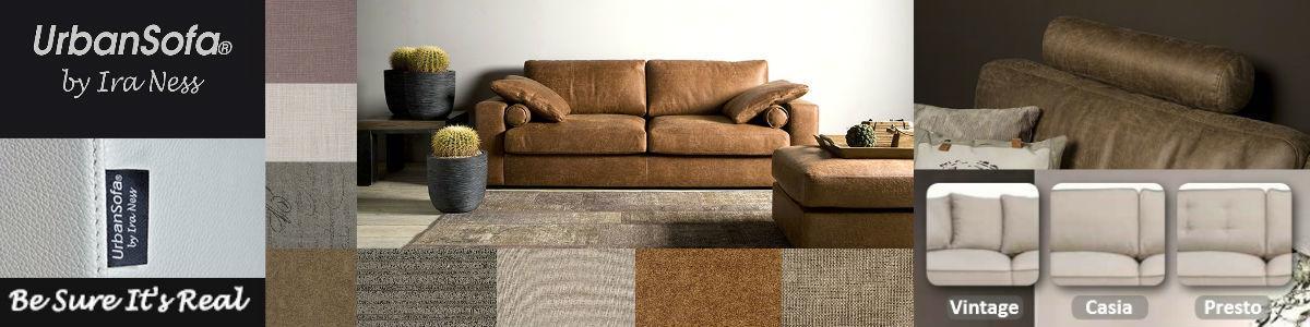 UrbanSofa banken en sofa's