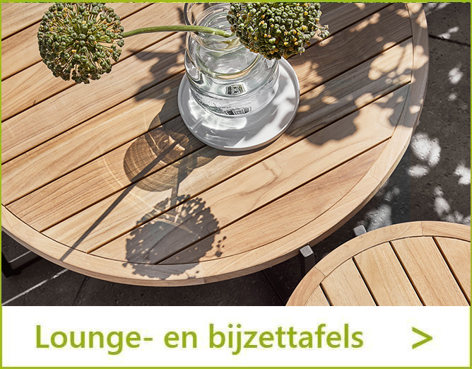 Lounge- en bijzettafels
