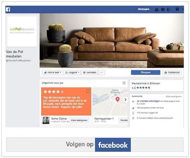 Klik voor Facebook >