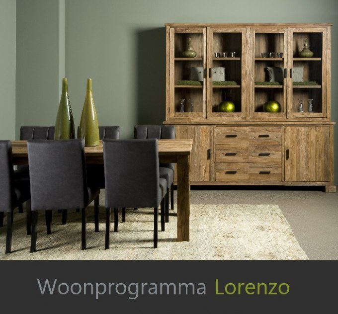 Woonprogramma Lorenzo