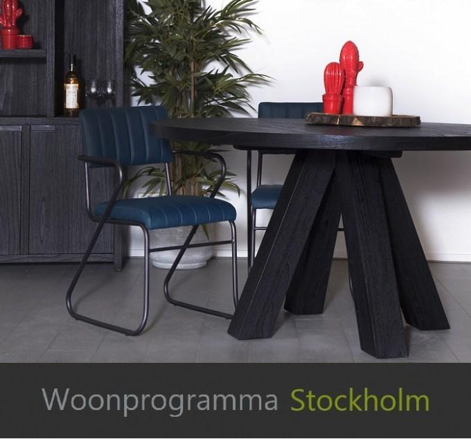Woonprogramma Stockholm