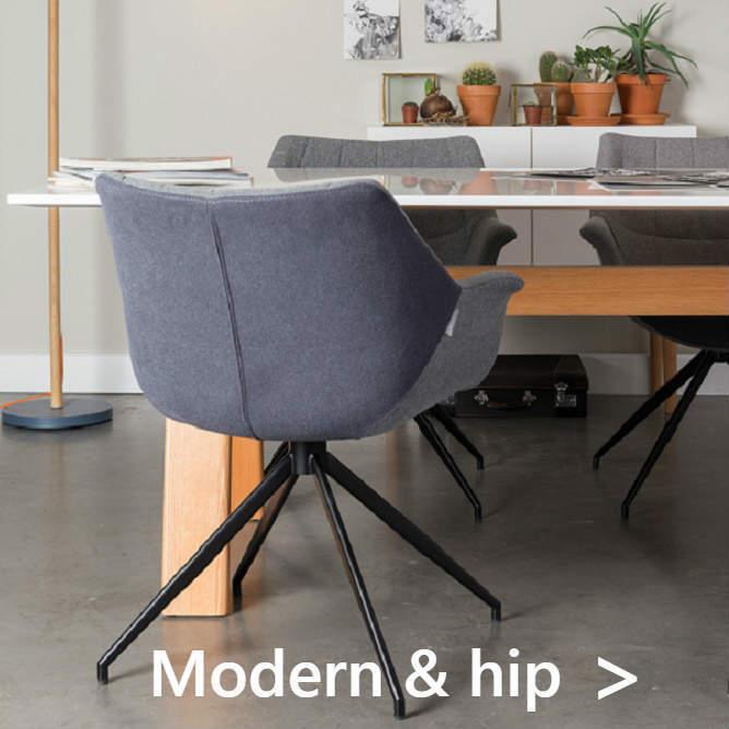 Modern & hip