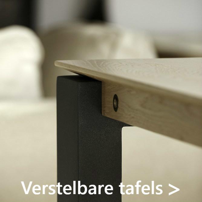 Verstelbare tafels