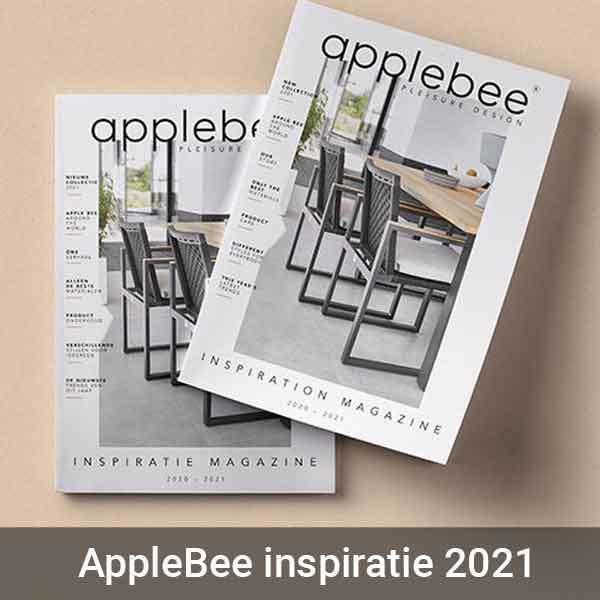 Download hier het AppleeBee inspiratie magazine 2021