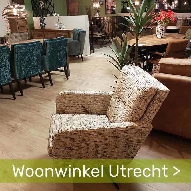Woonwinkel Utrecht Woonboulevard Van de Pol Meubelen