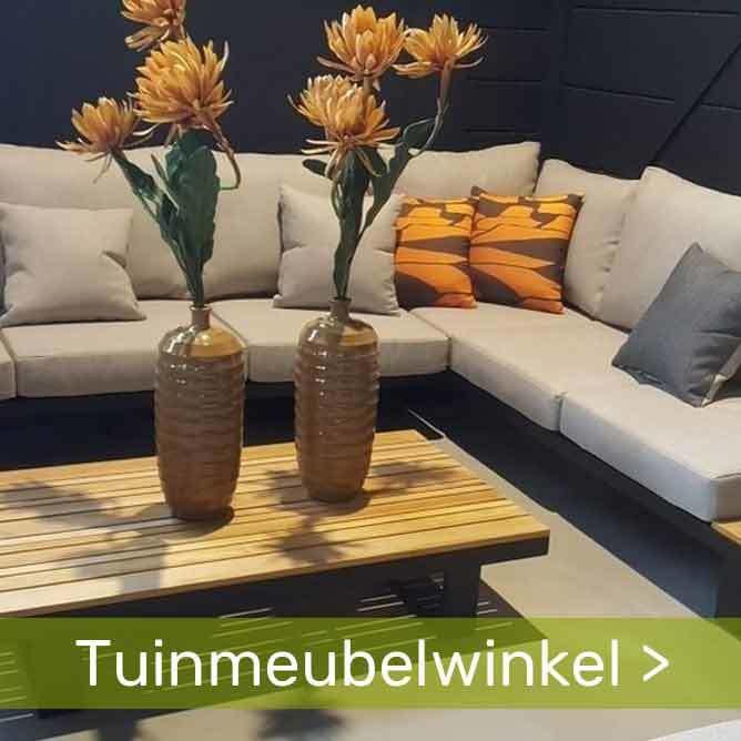 Tuinmeubelwinkel Bilthoven Utrecht Van de Pol Meubelen