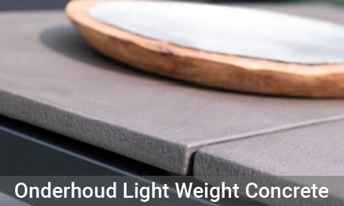 Onderhoud Light Weight Concrete LWC