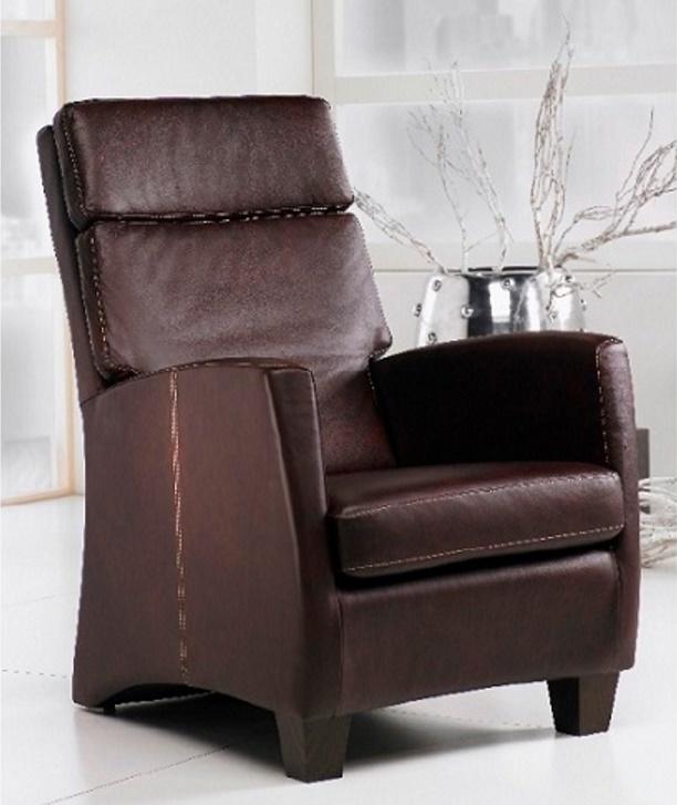 fauteuil-adam-haveco-leer-houtenpoot