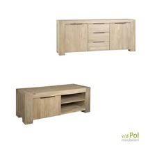 TV dressoir & dressoir Luuk