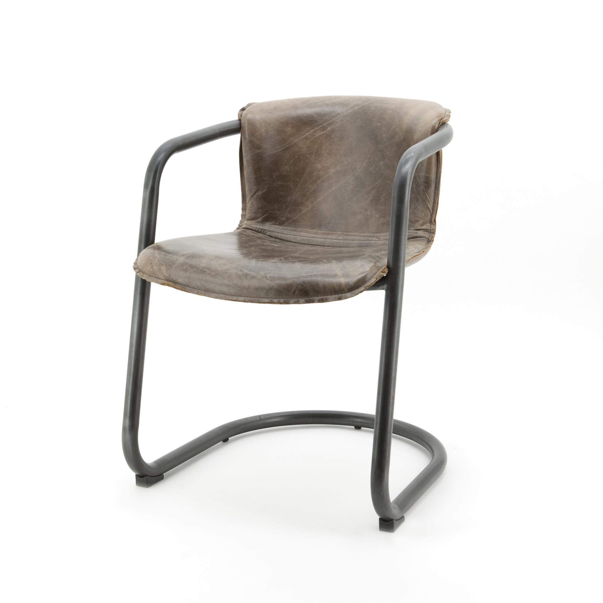 stoel-norbert-armleuning-vintageleder-donkerbruin