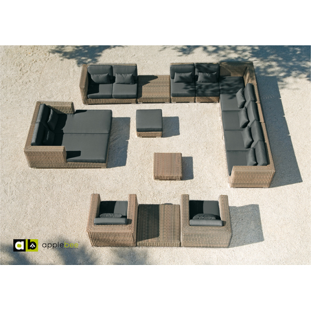 loungeset-elements-applebee-beach-5-delig-weerbestendige-kussens