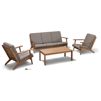 loungeset-Baltic-applebee-tuin-sofa-fauteuils-salontafel-teak-bee wett