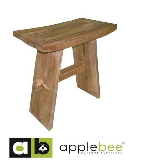 tuinstoel-chinese stool-applebee-krukken-bijzettafel-teakhout