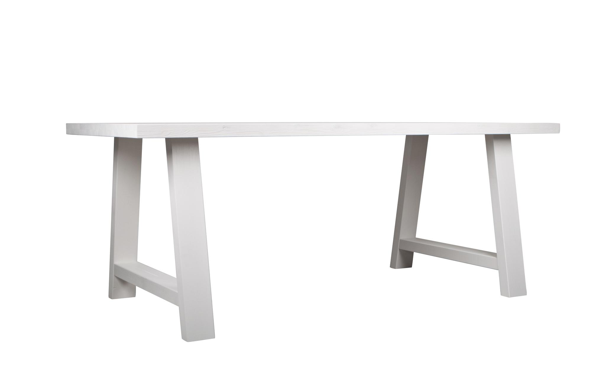 Eettafel A-framed 180 cm