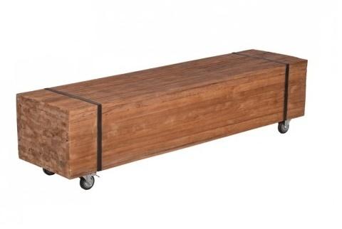 TV dressoir teakhout 160 cm