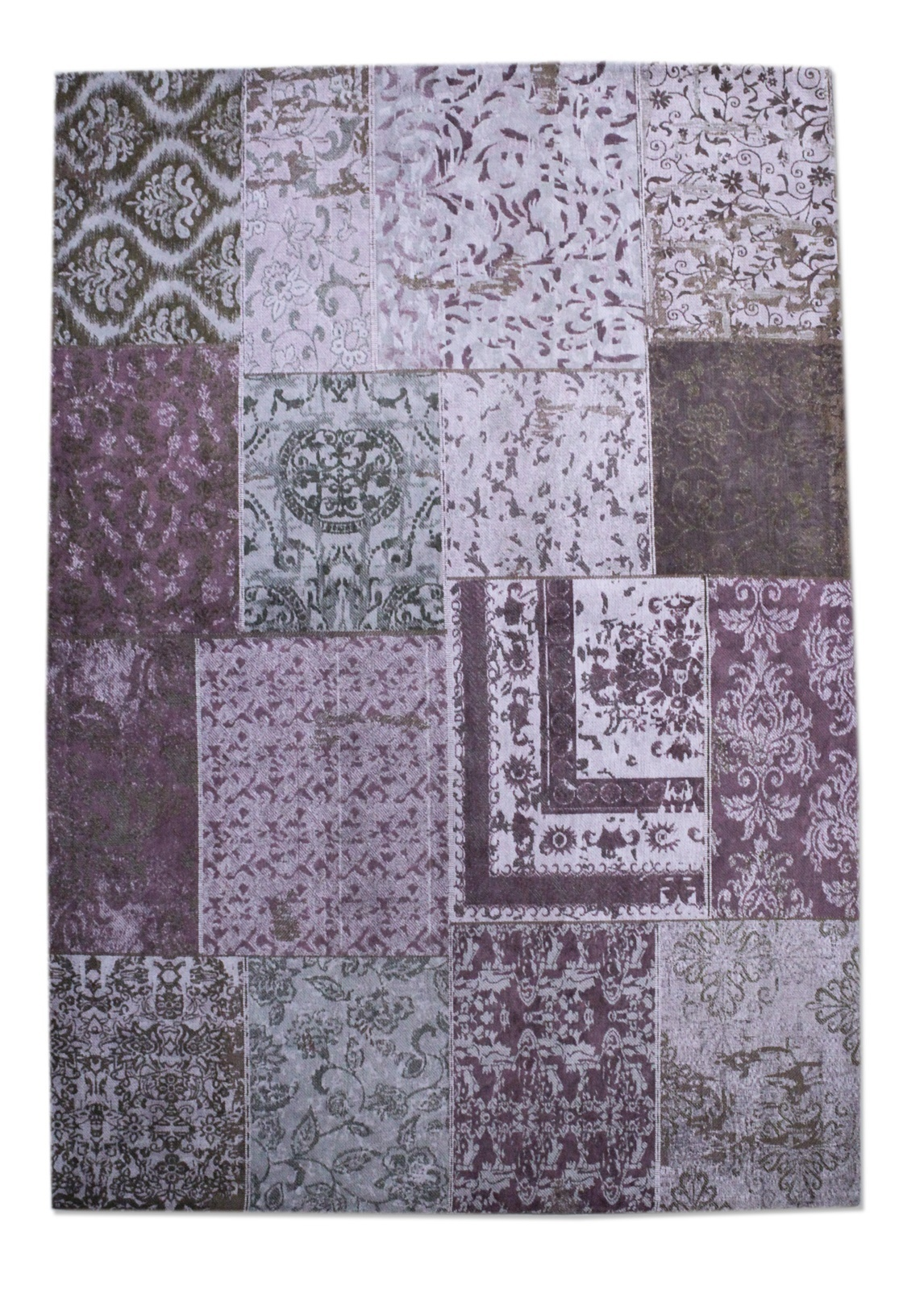 vloerkleed-patchwork-paars