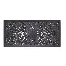Muurbord Wallflower 120 x 60 cm zwart