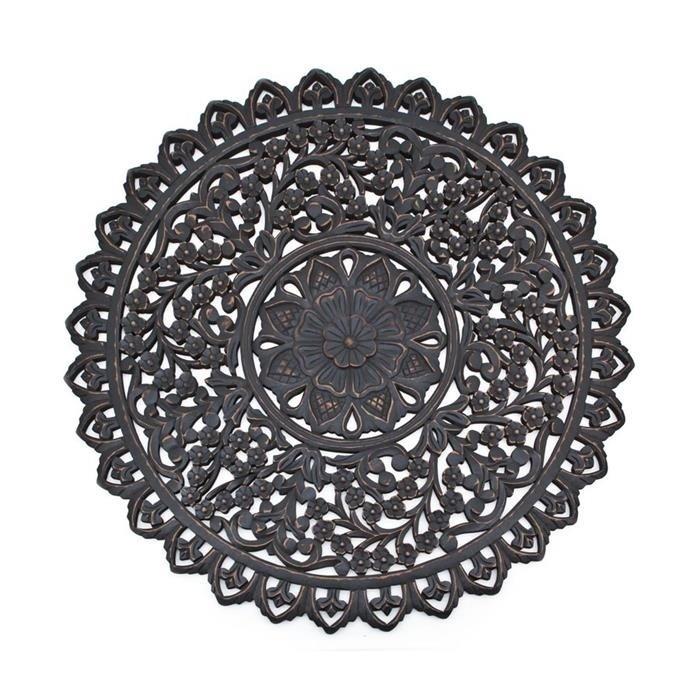 muurbord-wallflower-rond-zwart