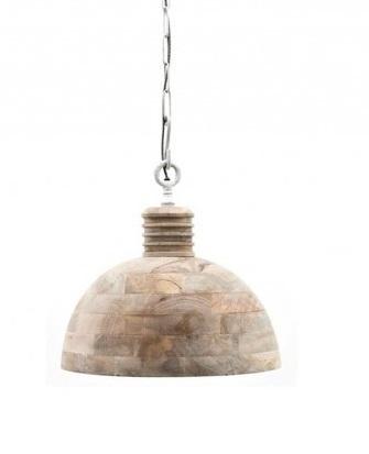 Hanglamp Wood groot