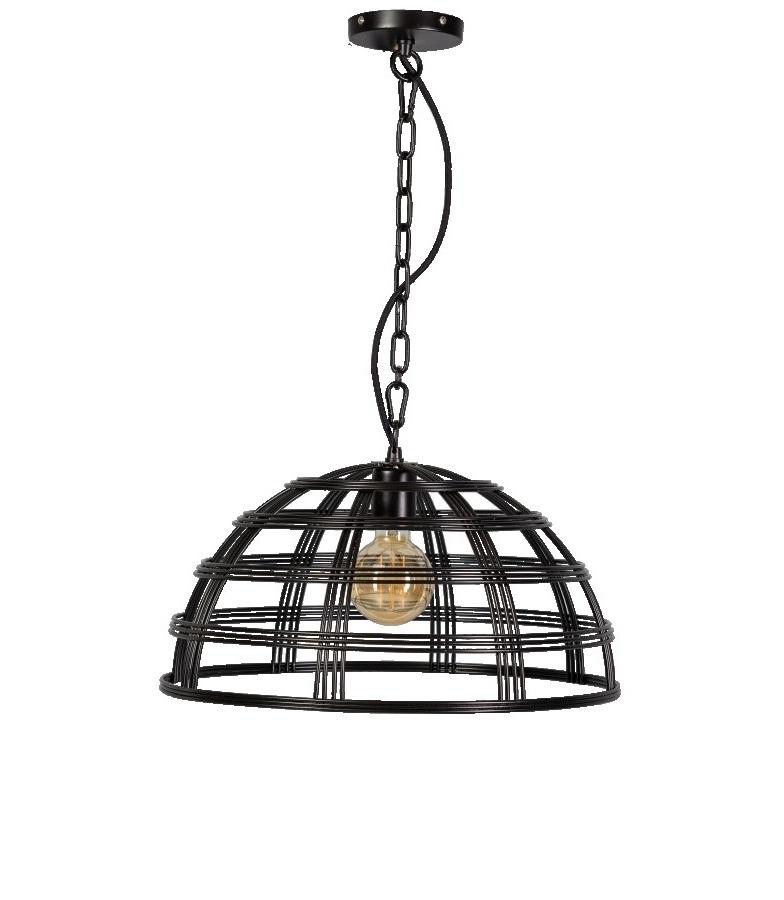 Hanglamp Barletta zwart klein