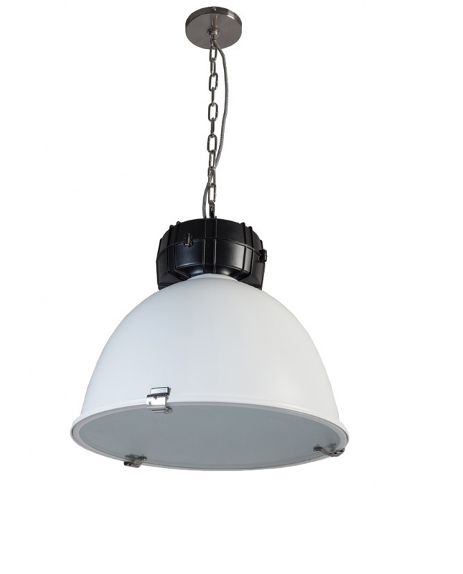 Hanglamp High bay wit