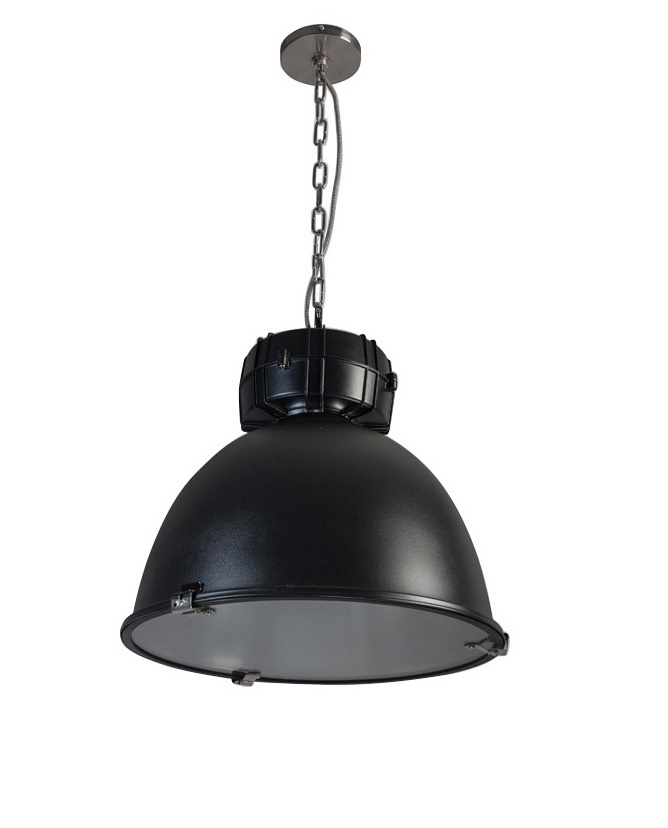 Hanglamp High bay zwart