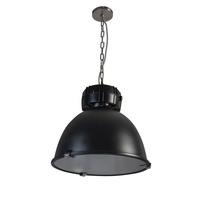 Hanglamp High bay zwart showmodel