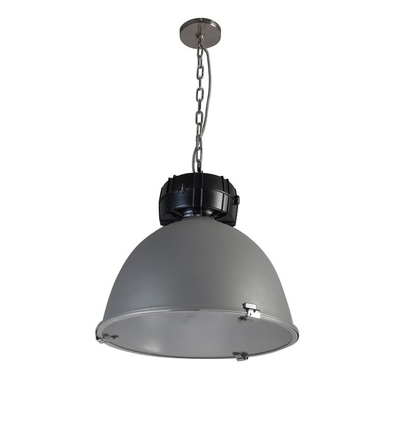 Hanglamp High bay grijs