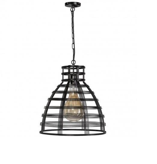 Hanglamp Molfetta zwart klein