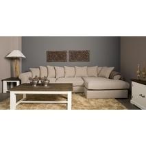 Merlin loungebank vintage 2-zits longchair S - riviera sand