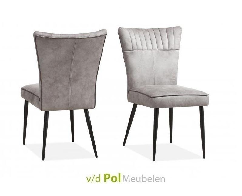 eetkamerstoel-stoel-eetstoel-globe-vertikaal-stiksel-rugleuning-zonder-armleuning-maxfurn-metalen-poot