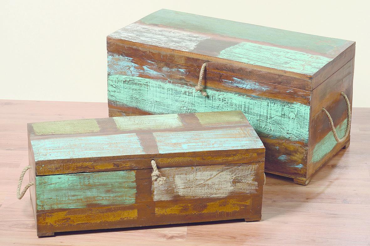Kist sloophout