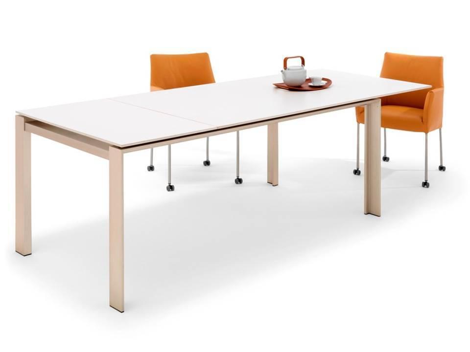 Design tafel Presto uitschuifbaar 92 cm t/m 220 cm