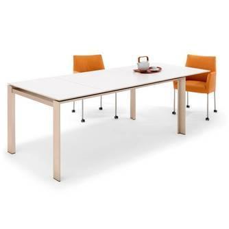 Eettafel Uitschuifbaar Design.Design Tafel Presto Uitschuifbaar 92 Cm T M 220 Cm