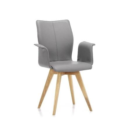 designstoel-spin-ga-armleuning-leder-stof-houten bokje-bree's new world