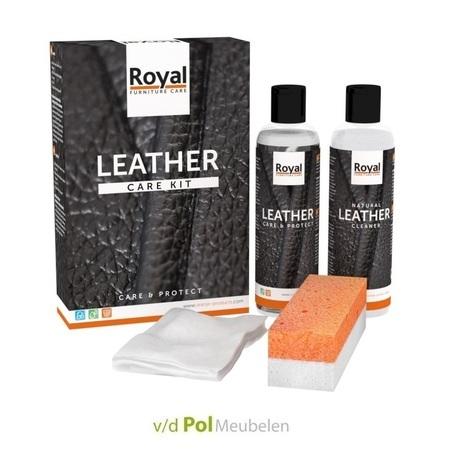 leder-verzorging-bescherming-set-groot-reiniging