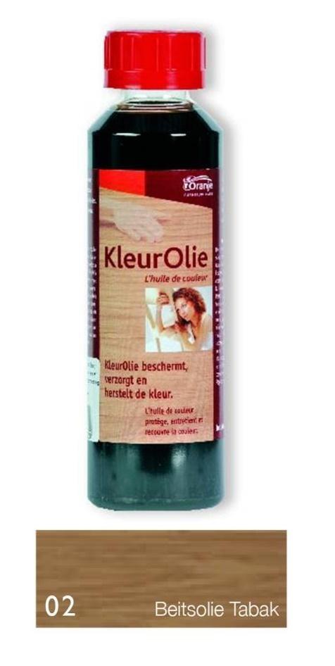 Greenfix - Kleurolie lichtbruin/tabak