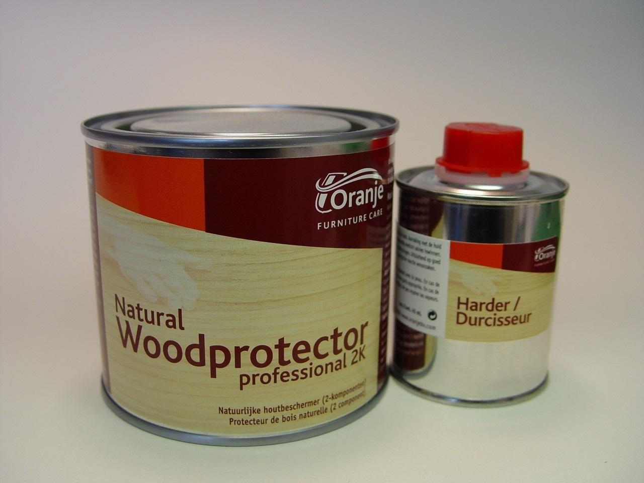 Natural Woodprotector - houtbeschermer