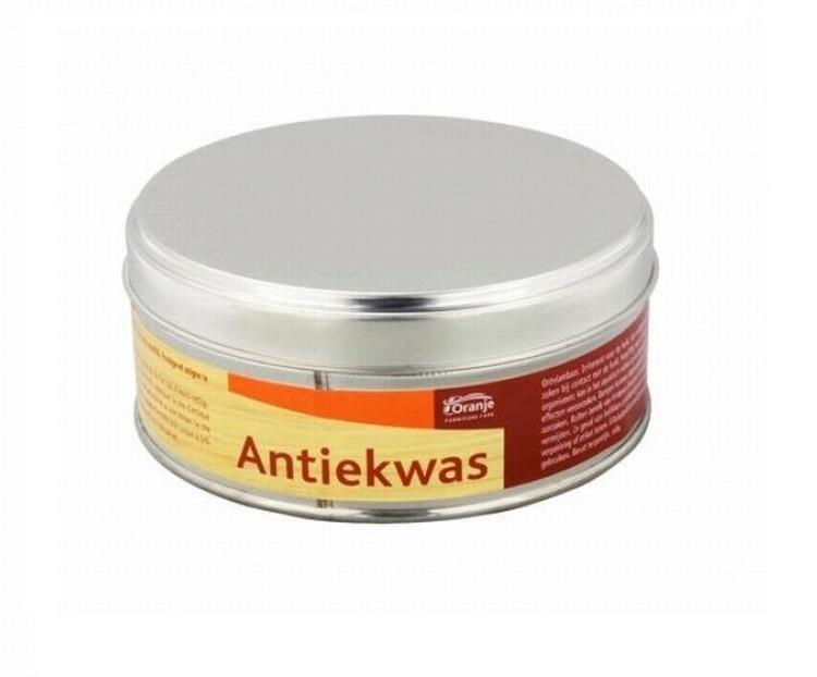 Antiekwas donkerbruin