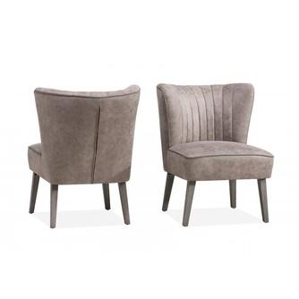 fauteuil-mirte-pebble-stof-softyl-koloniale poot
