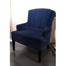 Just Design  vintage fauteuil showmodel
