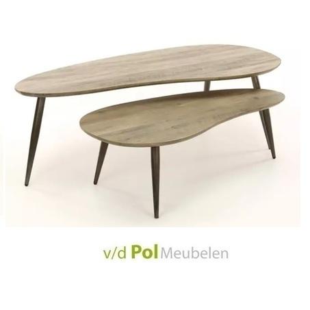 set-salontafels-nier-eikenhout-grey-wash-hout-metalen-onderstel