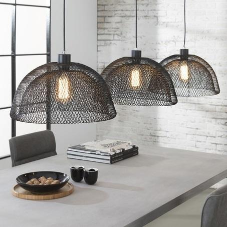 hanglamp-mesh-3x-halfronde-kap