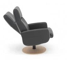 Relaxfauteuil 3288 verstelbaar & draaibaar