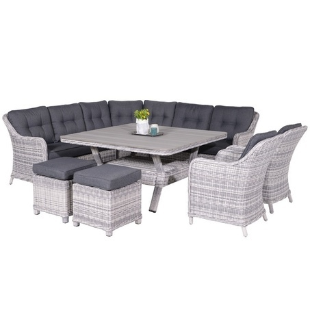 lounge-diningset-soest-6-delig-cloudy-grey-wicker-tuinsets bv-garden impressions