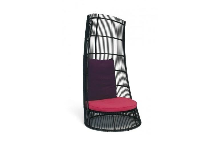 Loungestoel Cage Applebee zonder footstool