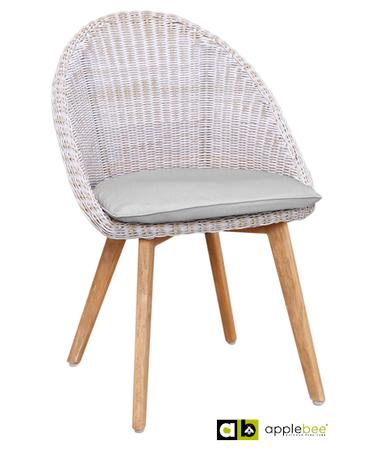 tuinstoel-fleur-antique-white-applebee-wicker-teakhout-vintage-beewett-dining-chair