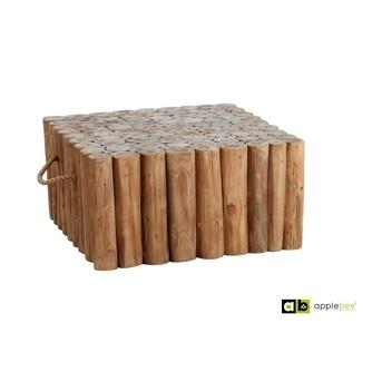 twiggy-koffietafel-70x70cm-applebee-vierkant-onbewerkt-teakhout-handvat-touw