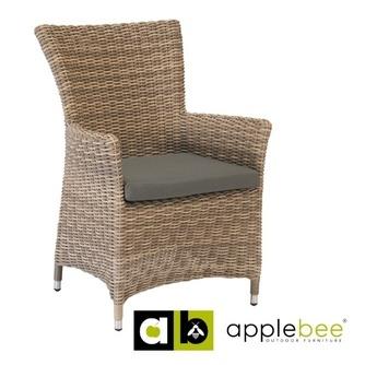 tuinstoel-palermo-dining-applebee-wicker-beach-dark-grey-beewett-biculair