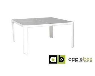 tuintafel-bergamo-groot-applebee-150cm-tafel-buiten-aluminium-HPL-laminaat-hout-grijs-wit-zakelijk
